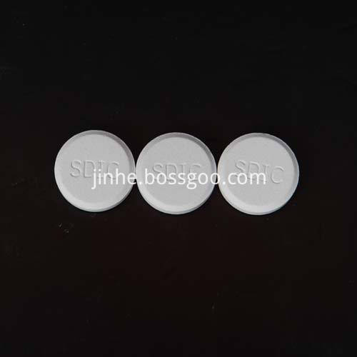 CAS 2893-78-9 60% powder Sodium dichloroisocyanurate SDIC