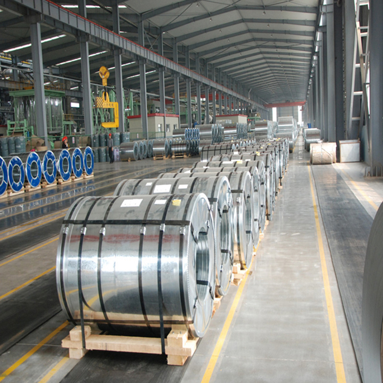 galvanized steel coil technical