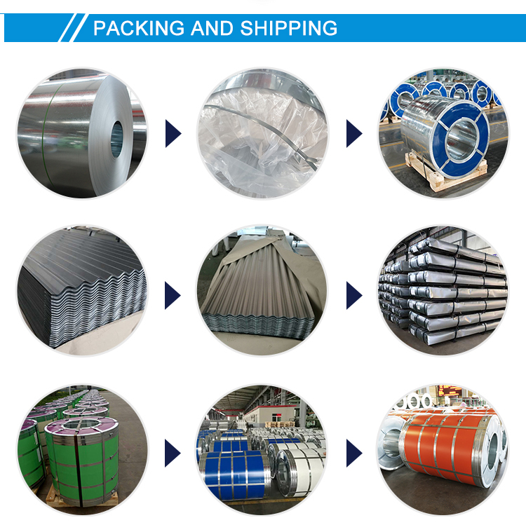 Iron Wire Coil With Roofing Rolls Steel