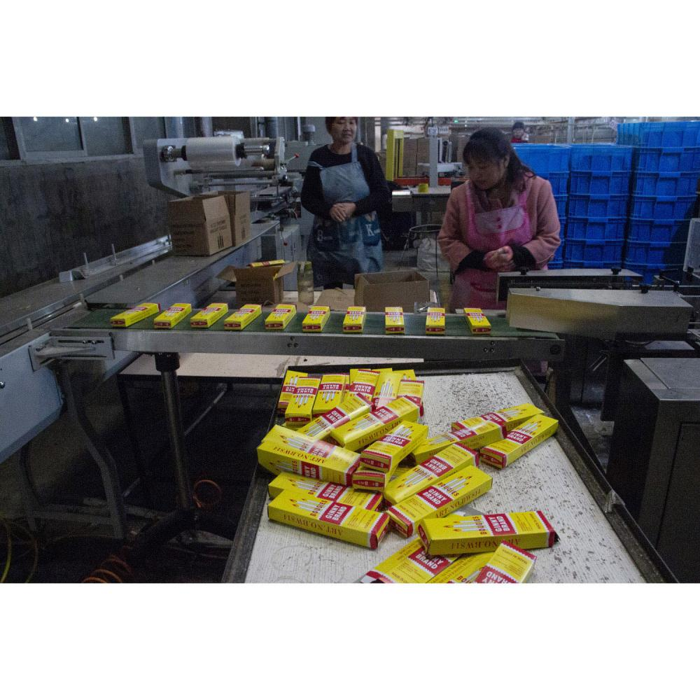 Automatic packaging production department (2)