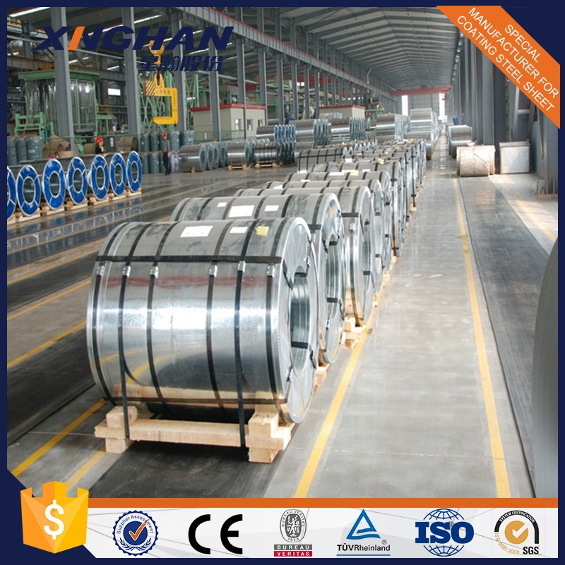Coating Steel Coils