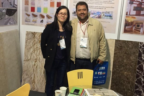 Mexico city international building materials exhibits 2015-1