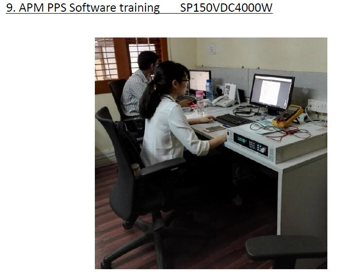 APM PPS Software training  SP150VDC4000W