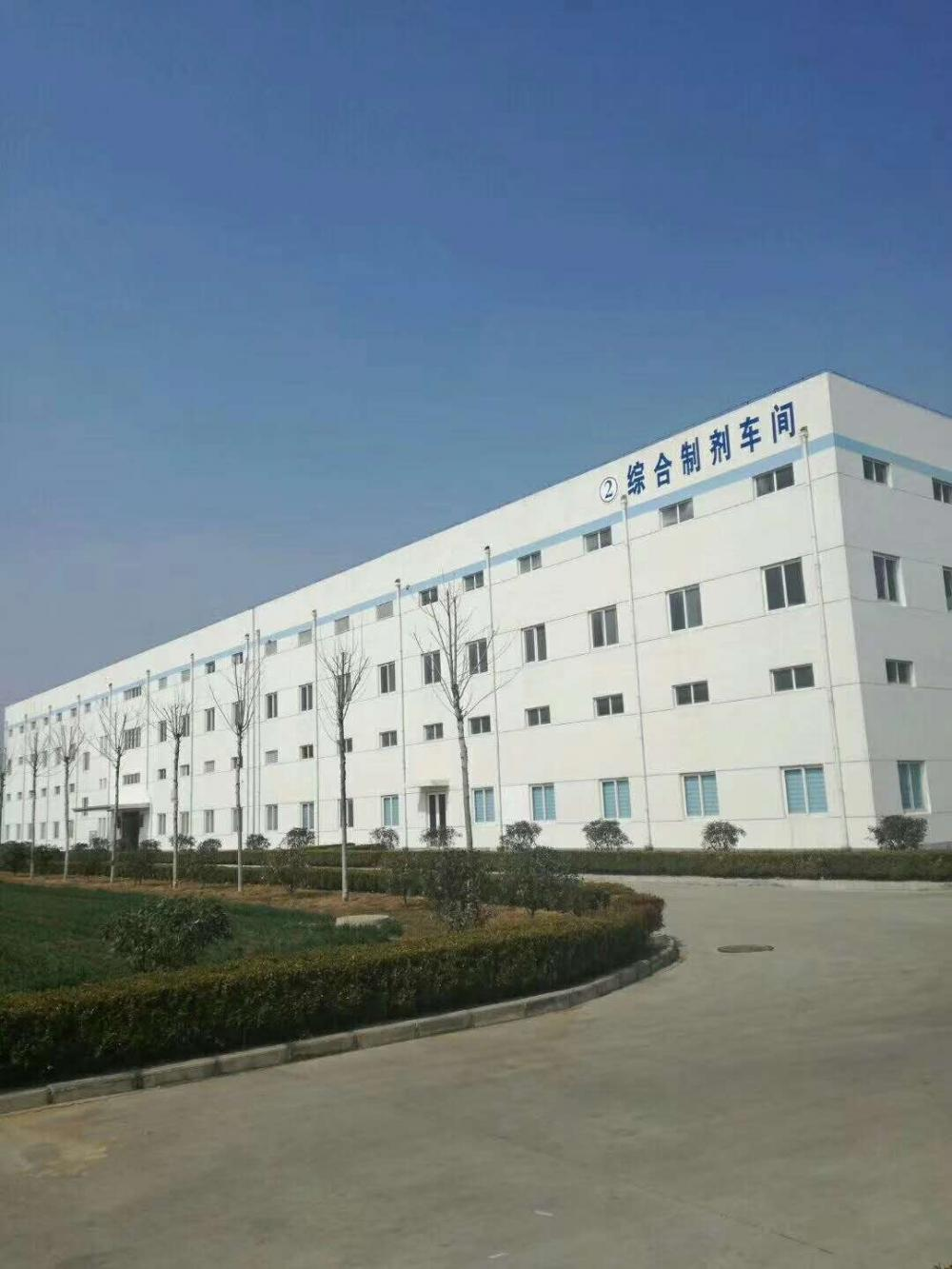 Shandong Chenyi Environmental Protection Technology Co.,Ltd Comprehensive preparation workshop