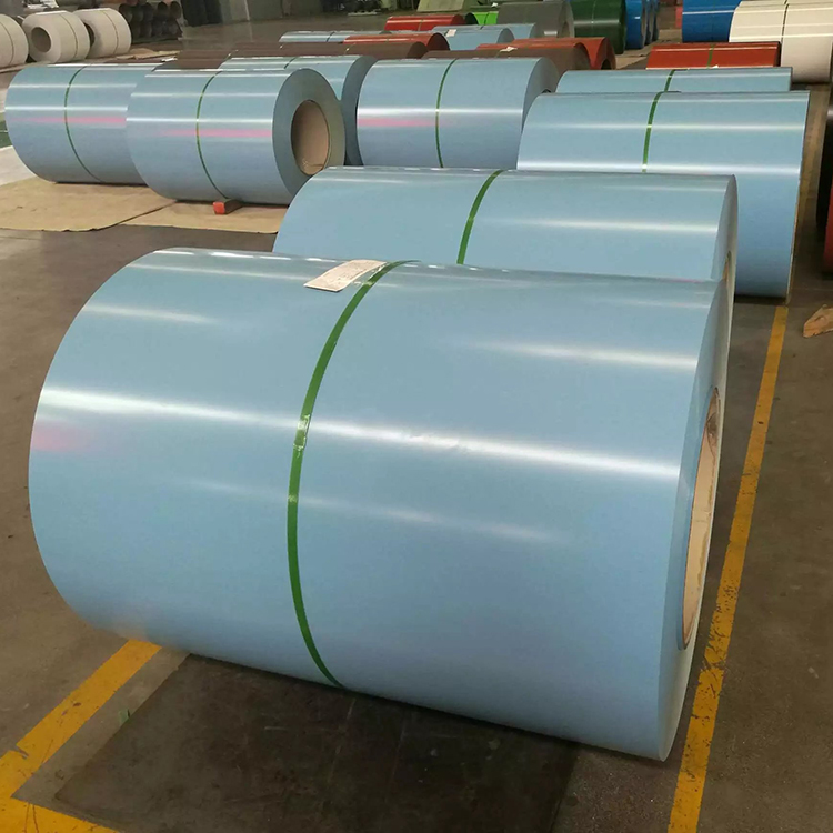 Prepainted galvanized Steel Roll