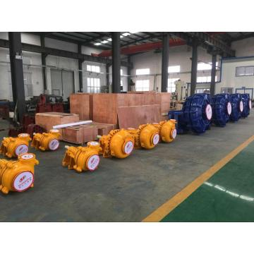 Pipe Jacking slurry pumps