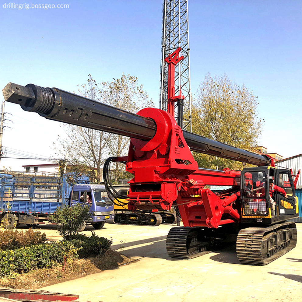 Mining Drilling Rig Machine