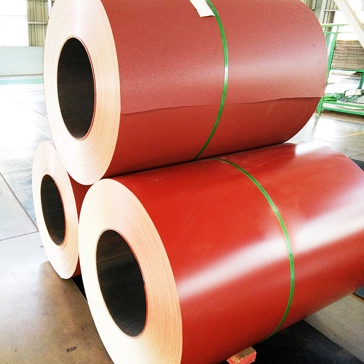 Zinc Sheet Laminated Color Coil Coated