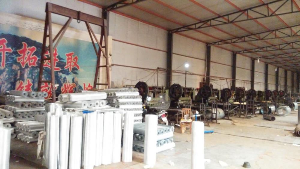 Expanded Metal Mesh Machines