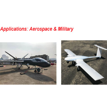 applications for aerospace &military