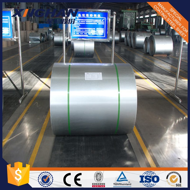 Aluzinc and Galvalume steel coil