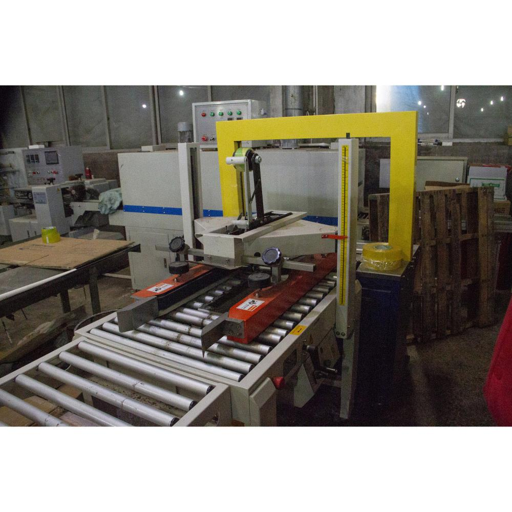 Automatic packaging production department (5)
