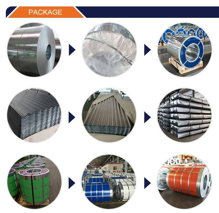 Hot-Dipped Steel Coil