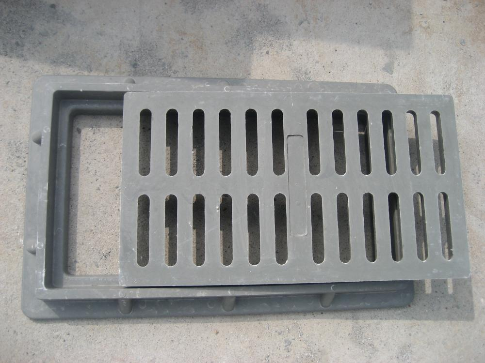 Composite BMC Sewer Drain Gully Grating