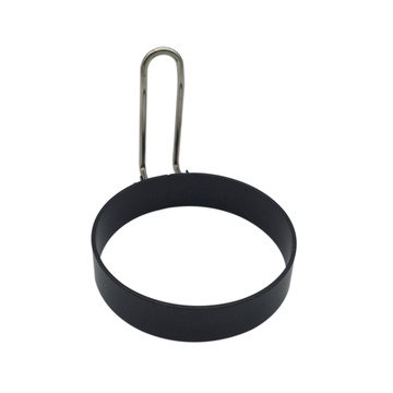 Round Egg Ring Iron Non-stick Handle