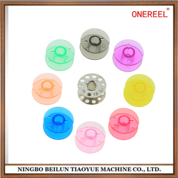 Plastic Metal Sewing Machine Bobbin