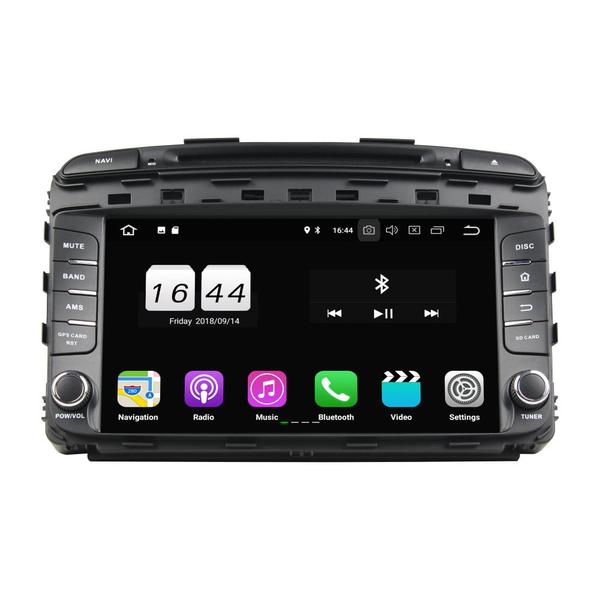 Android 8.1 car navigation for SORENTO 2015