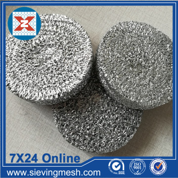 High Quality Aluminum Foil Mesh