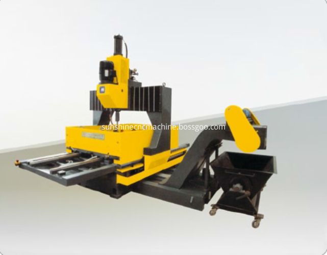 Plates Drilling Machine
