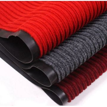 hot sale ribbed outdoor floor mat