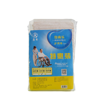 under pads disposable super absorbent bed protection 60*90
