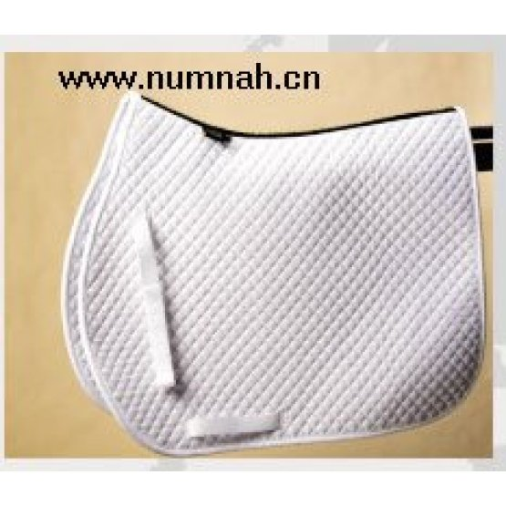 Customized quilting cloth hot sale saddle pad
