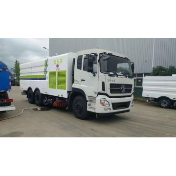Brand New Dongfeng 6X4 22cbm Street sweeping truck