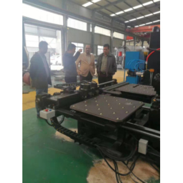 Steel Plate Hydraulic Hole Punching Machine