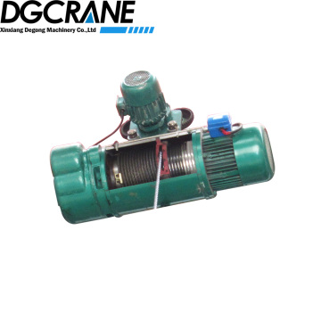 CD MD Electric Wire Rope Lifting Hoist Price