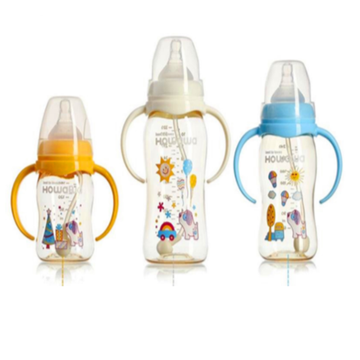 Baby Special Plastic PPSU Feeding Bottle