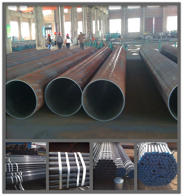 Carbon Steel Pipe sch40