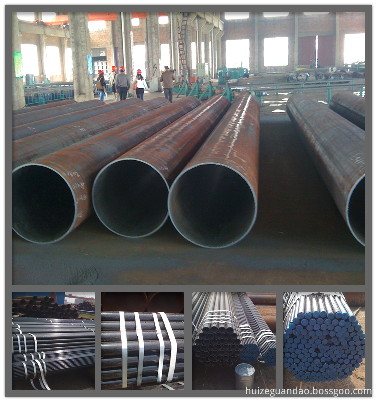 BE carbon steel tubing
