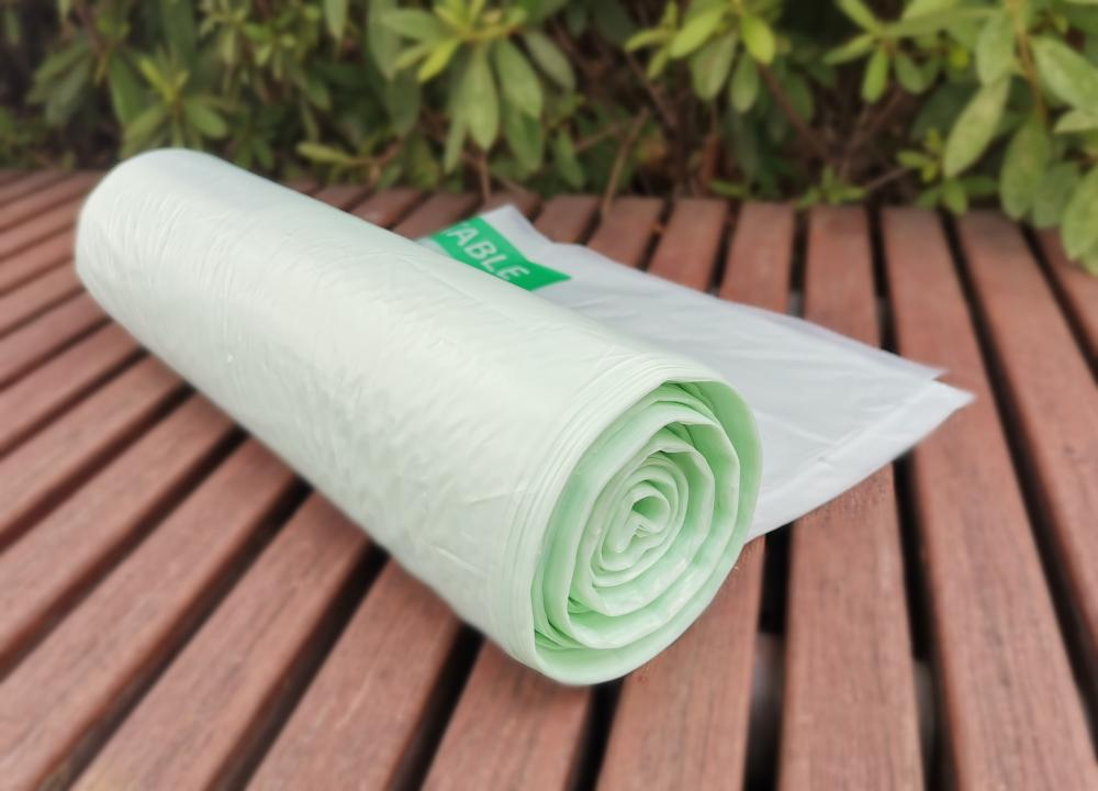 Compostable Hospital Garbage Plastic Bags