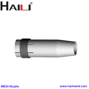 MB24 Welding Gas Nozzle Conical 12.5MM