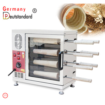 commercial  chimney cake baking oven