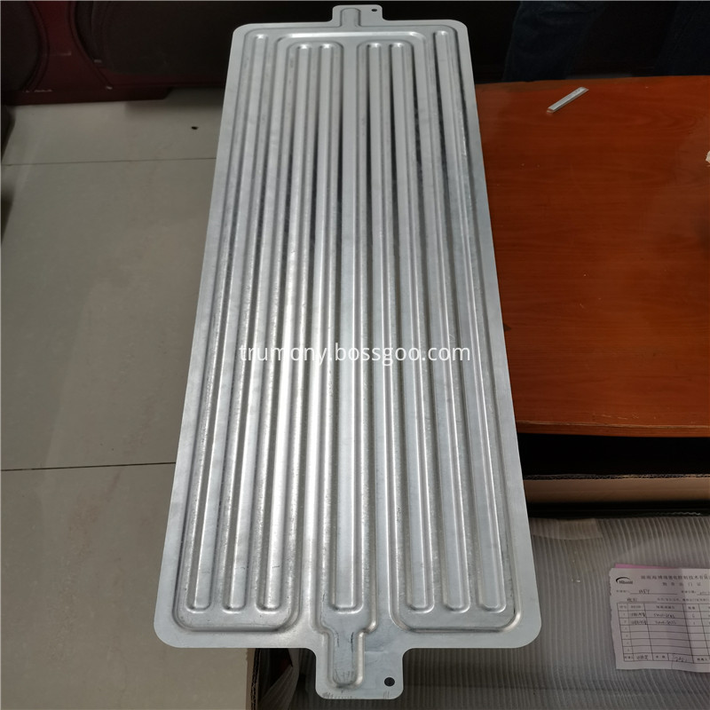 Aluminum Brazed Water Cooling Plate11
