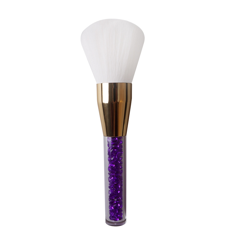 White Hair Makeup Brushes