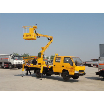 Guaranteed 100% JMC 16m Bucket Boom Truck
