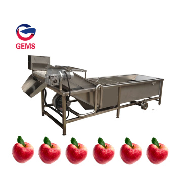 Apple Washing Machine Cassava Peeling and Washing Machine