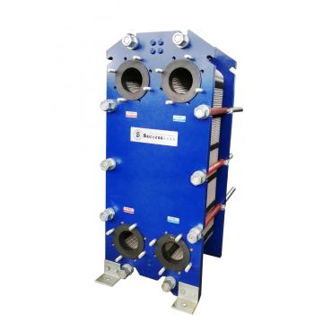 TS6 Titanium plate heat exchangers