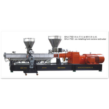 Plastic Filler Masterbatch Extruder Making Machine