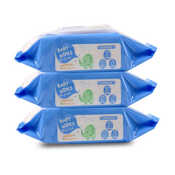 Baby Wipes Ultra Soft Wet Wipes Factory Price