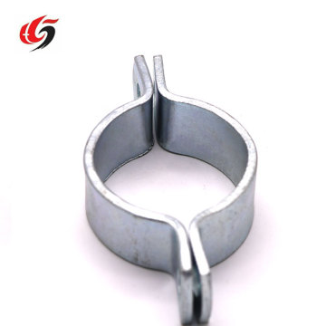 Galvanized Anti-seismic Pipe Clamp Steel Round Tube Clamp