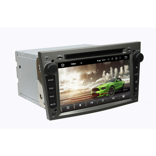 KD-7408 ASTRA 2004-2009 roof mounted dvd player