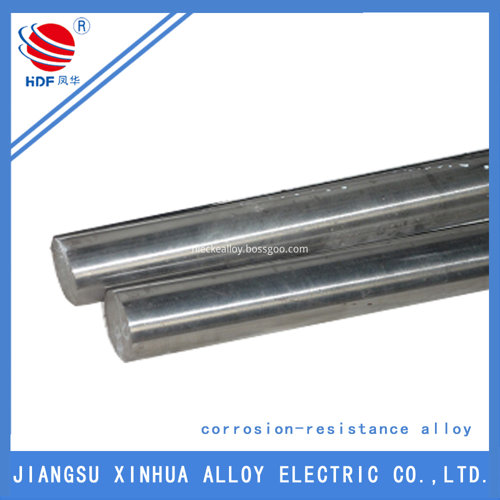 Nickel Copper Alloy 400 Monel