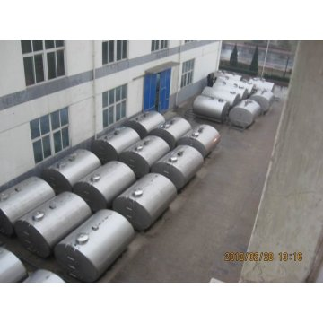 2 Tons Milk Cooling Tank For Dairy Farm