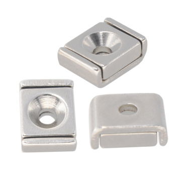 Strong Channel magnets one hole Type