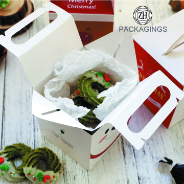 High Grade Food Packaging Material Mousse Packaging Box