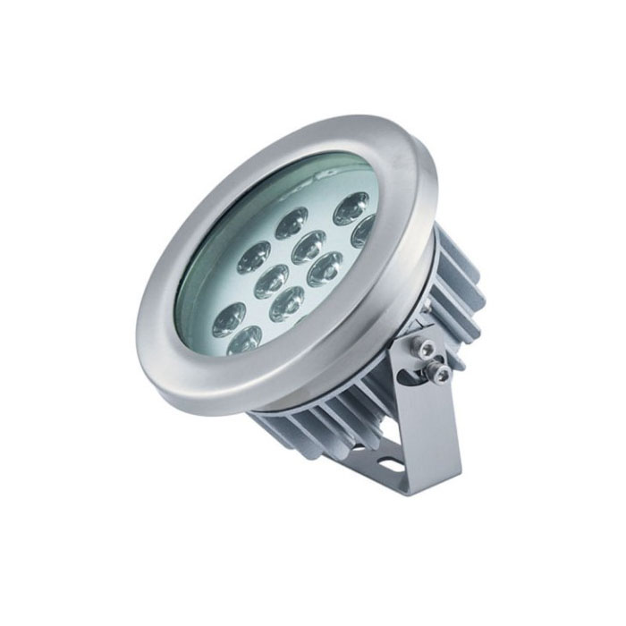 DMX Control Submerged 12W LED Underwater Light