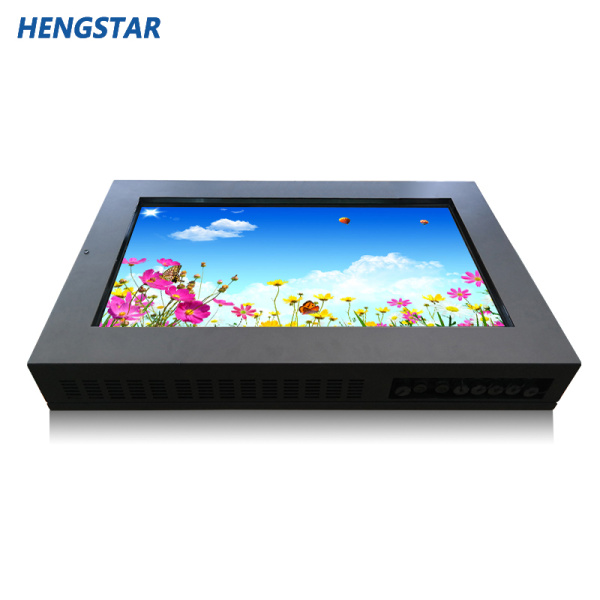 84 Inch HD Bright Screen Waterproof Outdoor Monitor